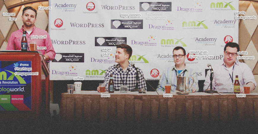 How To Host An Awesome Conference Panel