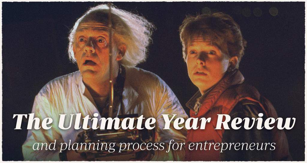 The End of Year Review and Planning Process Every Small Business and Online Entrepreneur Should Follow