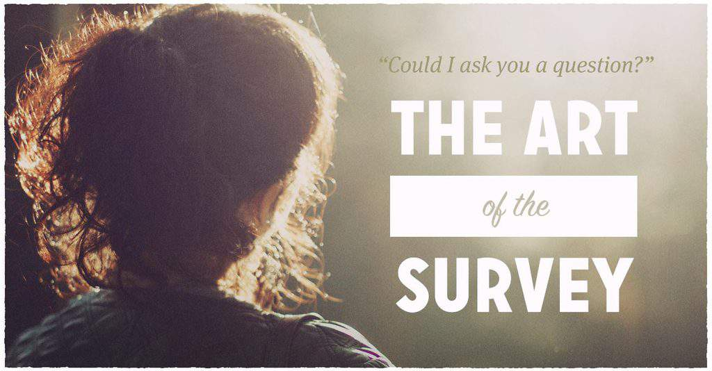 Hey, Could I Ask You a Few Questions? The Art of Surveys (FS094)