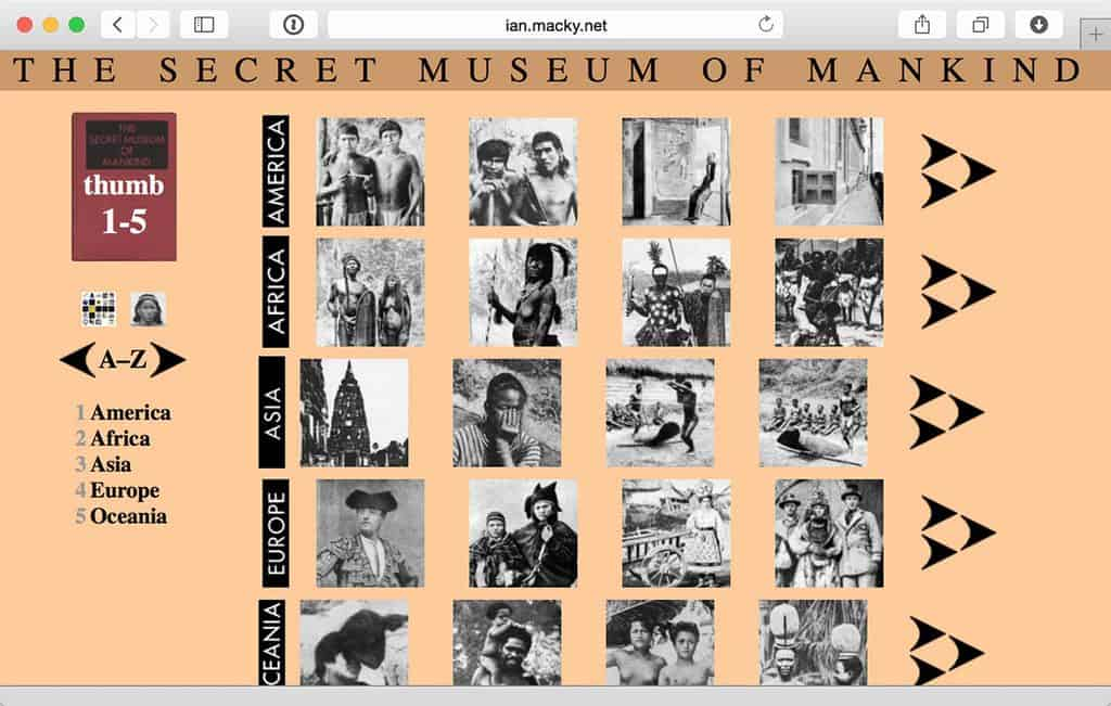 Secret Museum of Mankind
