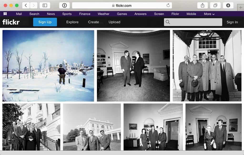 US National Archives Flickr
