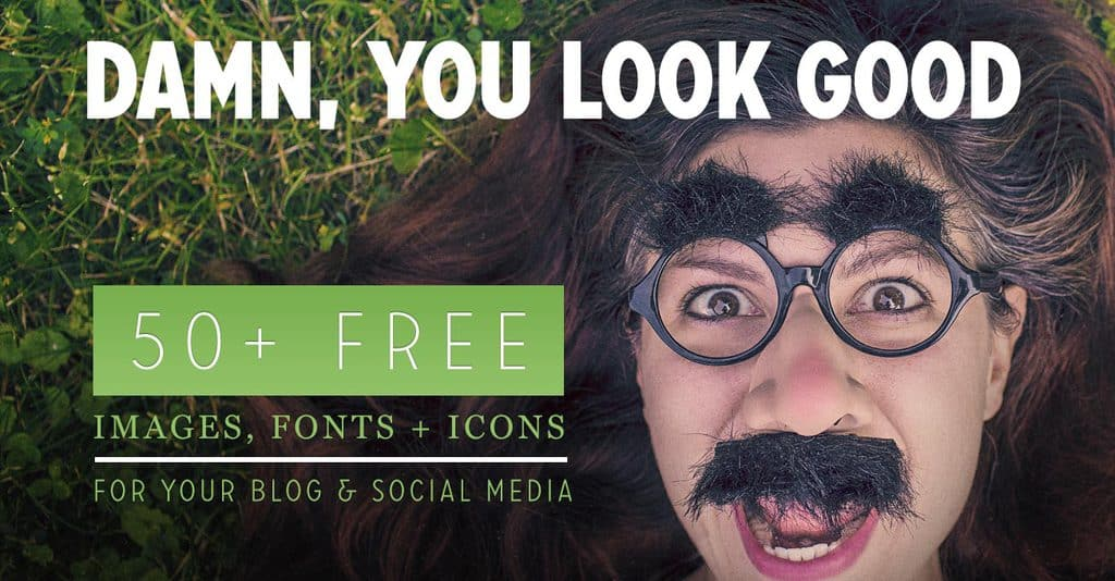 50+ Sites for Free Images, Fonts & Icons for Your Blog