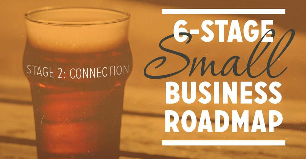 Connection: Stage 2 of 6 on the Small Business Roadmap (FS101)