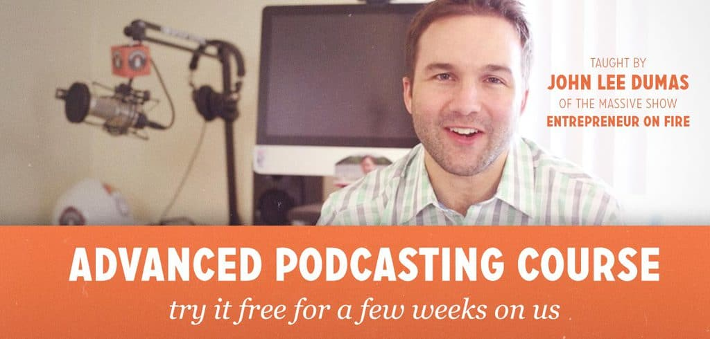 Advanced Podcasting Course