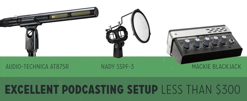 2015 podcast microphone shootout review gear guide