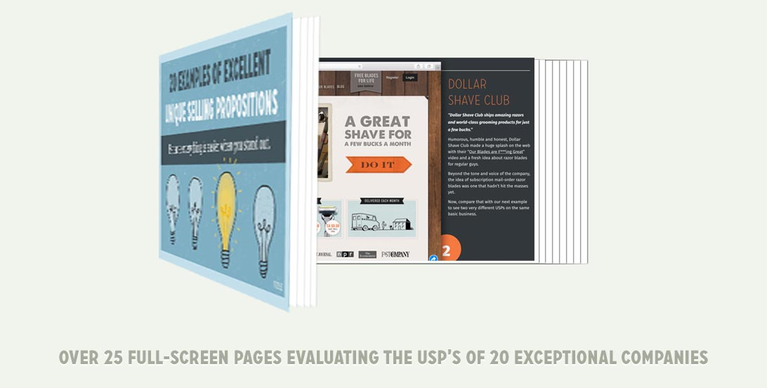 20 examples of killer unique selling propositions